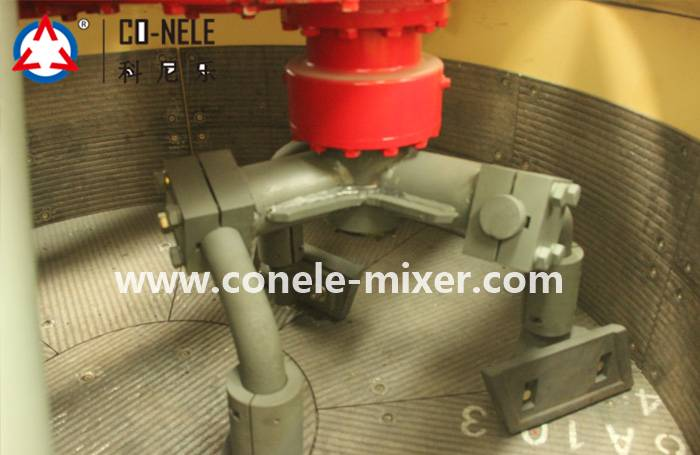 Wholesale OEM High Capacity Twin Shaft Concrete Mixer -
