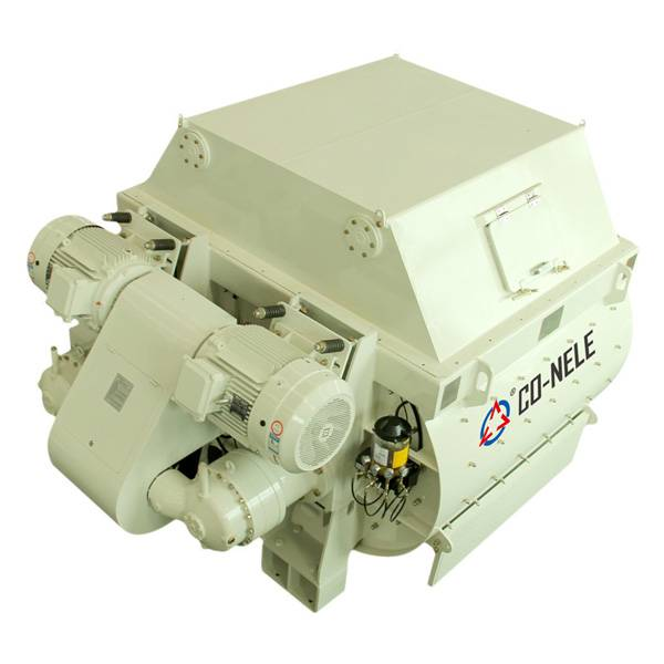 Cheap PriceList for Vacuum Mixer Dental - Twin shaft concrete mixer CHS – CO-NELE Machinery
