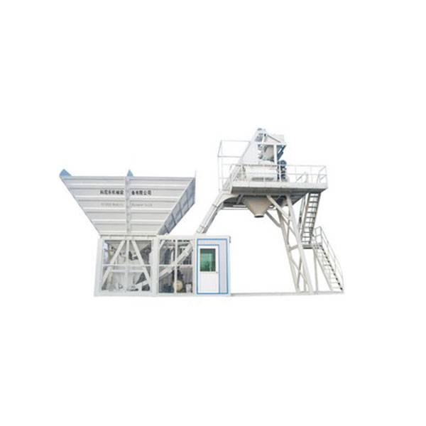 Factory source Co Nele Precast Concrete Mixer -