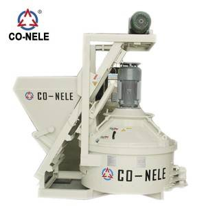 Double Shaft Mixer China Manufacturer – 