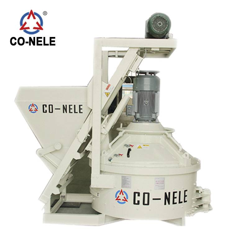 Hzs60 Concrete Batching Plant Manufacturer – 