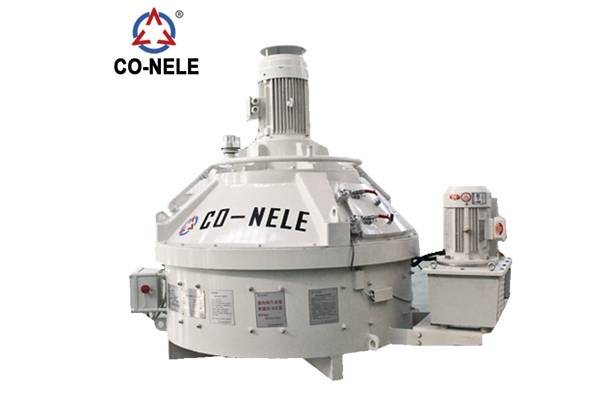 China Refractory Mixers Manufacturer – 
