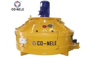 Mp Concrete Mixer Manufacturer – 