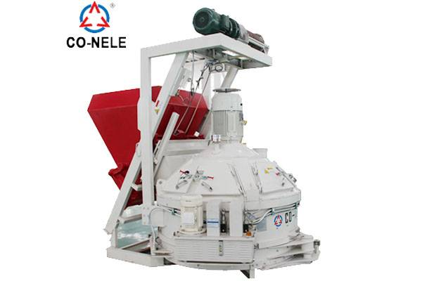 MP500 Planetary concrete mixer Featured Image