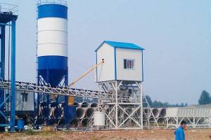 Vertical Shaft Planetary Concrete Mixer Manufacturer – 