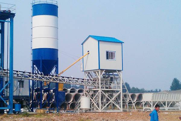China Castable Refractory Mixer Machine Manufacturer – 