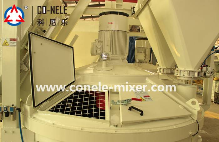 Factory Price Self Loading Concrete Mixer Truck -
