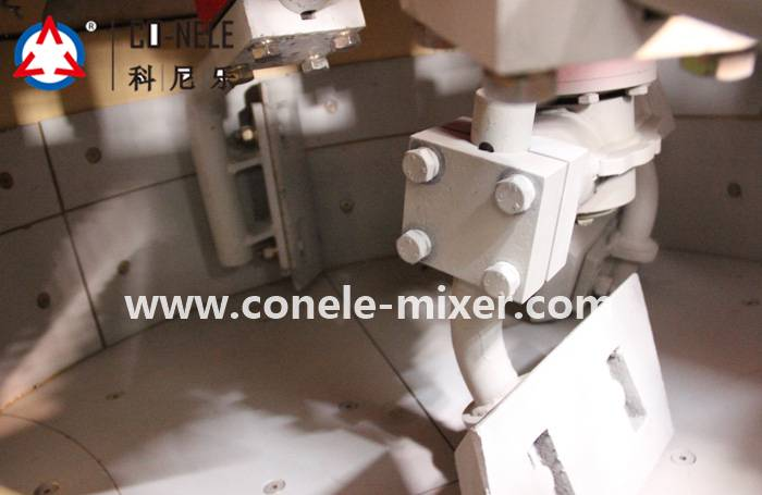 China Gold Supplier for Small Frication Type Concrete Mixer - MP150 Planetary concrete mixer – CO-NELE Machinery