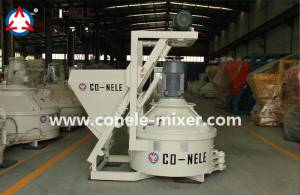 Special Design for Portable Mobile Concrete Mixer With Pump - MP100 Planetary concrete mixer – CO-NELE Machinery