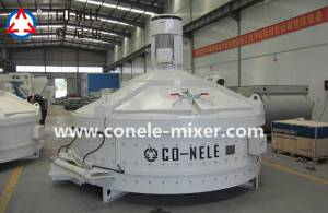 Special Design for Engine Powered Concrete Mixer - MP1000 Planetary concrete mixer – CO-NELE Machinery