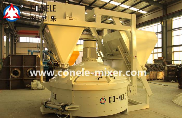Factory directly Bhs Twin Shaft Concrete Mixer -