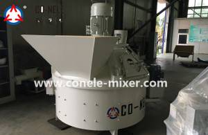 Quoted price for Concrete Pan Mixer With Lift -