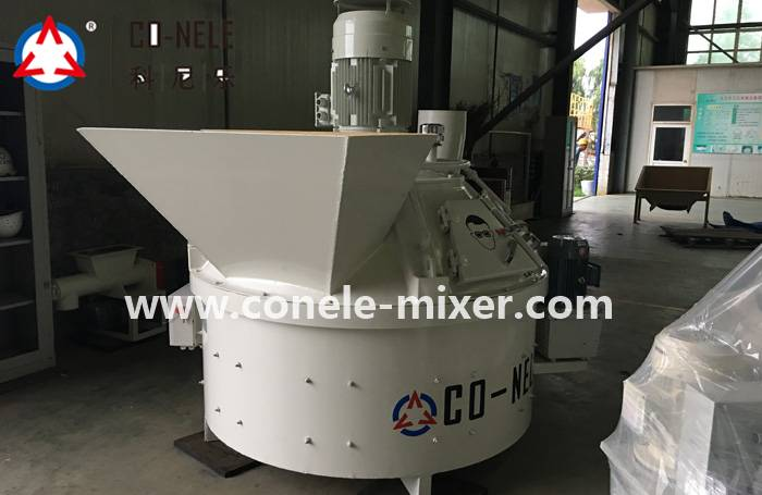 2018 Latest Design 1500 Liter Planetary Concrete Mixer -