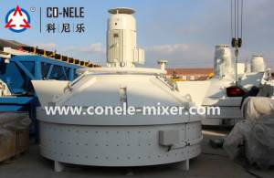 Chinese wholesale Conele Brand Concrete Pan Mixer - MP3000 Planetary concrete mixer – CO-NELE Machinery