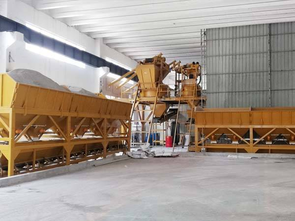 High Quality Mixer For Precast Concrete -
