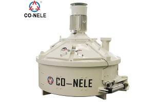 100% Original Mp2000 Planetary Concrete Mixer -