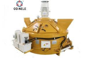 China Twin Shaft Paddle Mixer Manufacturer – 