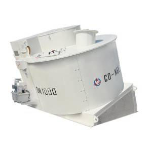 Price Sheet for Twin-Shaft Concrete Mixer -