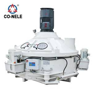 China Dry Mix Concrete Plant – 