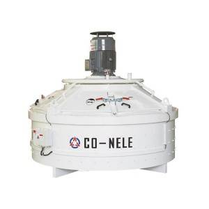 Discountable price Concrete Mixer Hydraulic Pump - Planetary concrete mixer CMP – CO-NELE Machinery