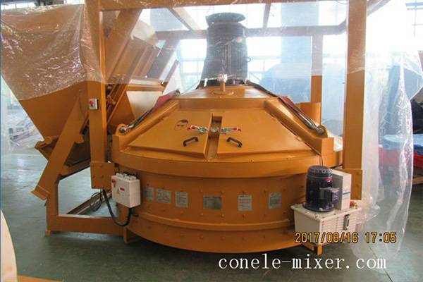 Summary of vertical planetary concrete mixer equipment