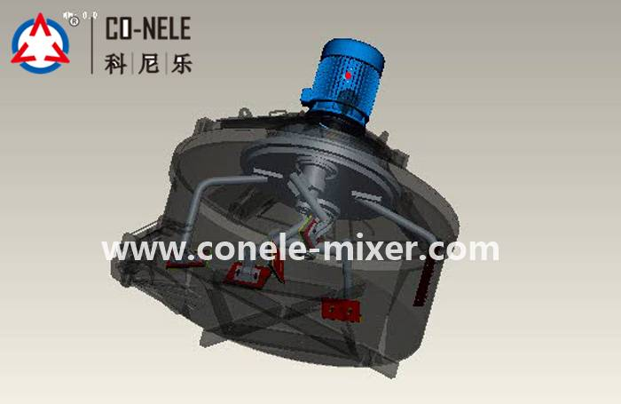 Factory Cheap Hot Mp750 Planetary Concrete Pan Mixer -