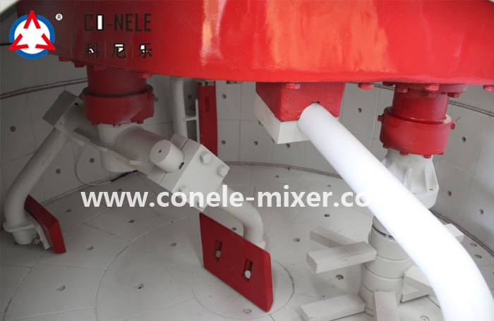 Low price for 350l Concrete Mixer - MP500 Planetary concrete mixer – CO-NELE Machinery