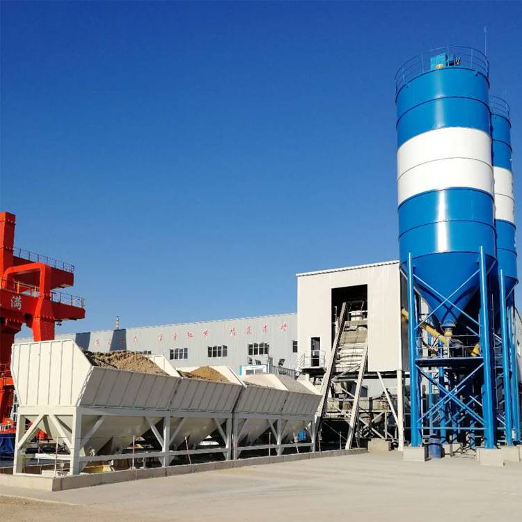 90m3/h ready mixed concrete batching plant price for sale with planetary concrete mixer Featured Image