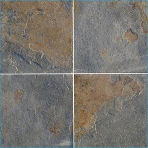 CS005 S1120 Rusty Slate Tile