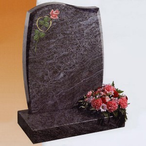 CT003 China Black Tombstone
