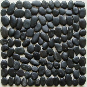 CM551 Pebbles sgleinio Black Pebble