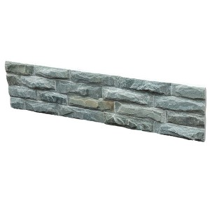CW803 Mushroom Green Stacked Stone