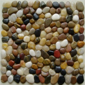 CM553 Pebbles  Polished Color Pebble