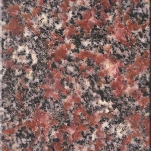 Granite Lingshou Red G - 1318