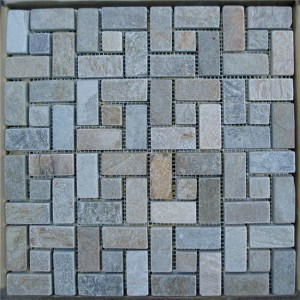 Renewable Design for Slate Floor Tiles -