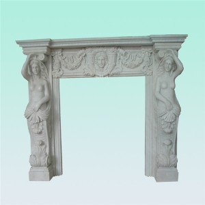 CF035 French fireplace