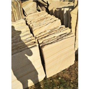 SY001 Yellow Sandstone slab