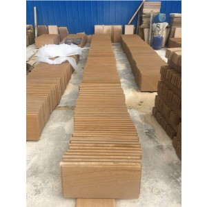 SY015 Yellow Sandstone Tile