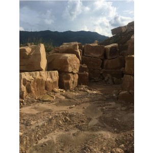 SY020 Yellow Sandstone Quarry
