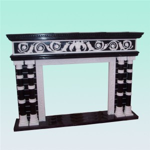 CF014 English Mantel fireplace