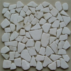 CM562 Pebbles  White Crystal