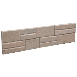 CW811 Pink Sandstone Flat Stacked Stone