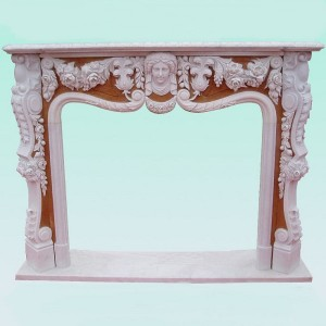 fireplace CF001 French Mantel