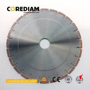 Brazed Diamond Marble Saw Blade