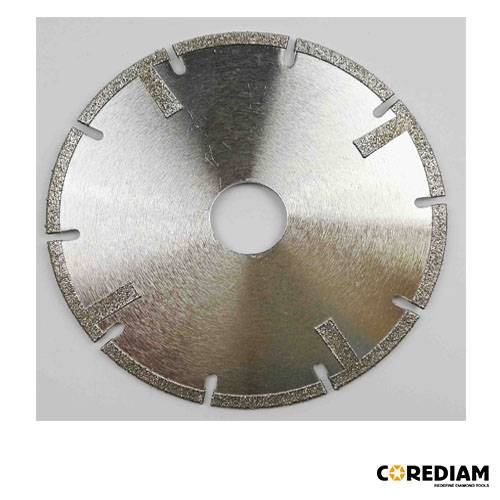 115mm Premium Electroplated Cutting Blades