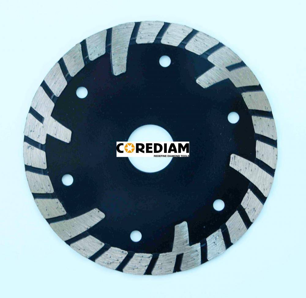 4.5Inch Turbo Diamond Stone Blade