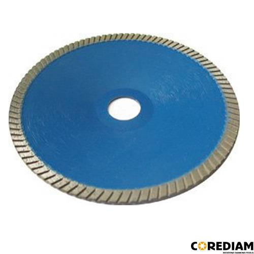 100mm Sintered Continuous Turbo Concave Blade