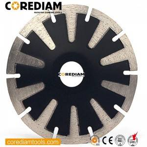 Sintered Diamond Concave Saw Blade