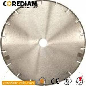 Diamond Electroplated Saw Blade with Protective Segment