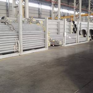 Industrial stainless steel tube